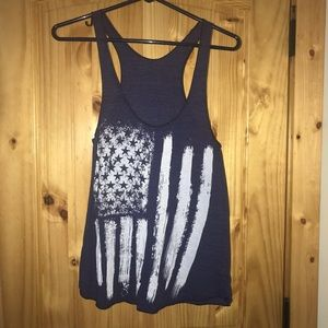 🇺🇸 Flag Tank! - SIZE S
